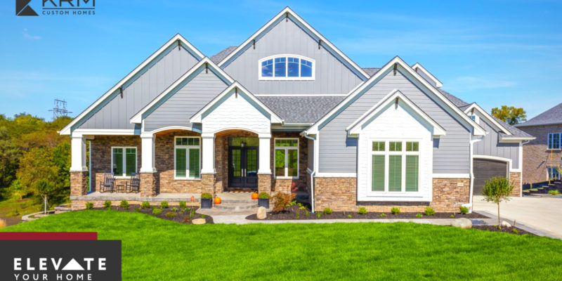 Elevate Your Home: Traditional Elevations