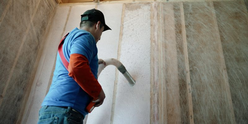 The KRM Advantage: Blow-in Blanket System Insulation